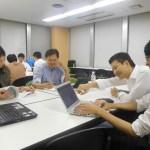webマーケティング研究会第5回開催致しました。