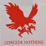 Concede Hawk Logo