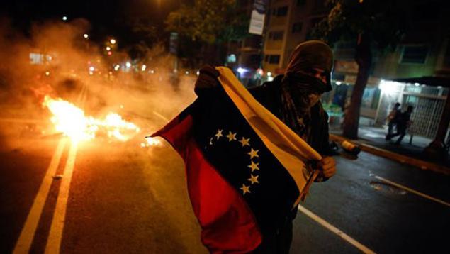 Resultado de imagen para venezuela en crisis }