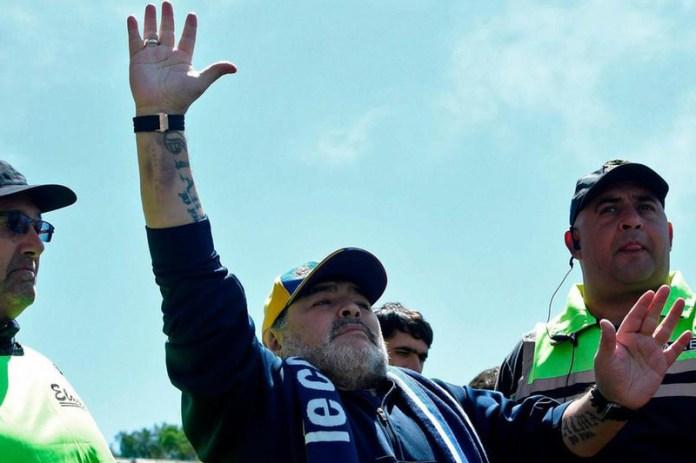 """""""Yo no quiero ser un ídolo, ni ejemplo de nadie y otras 19 lapidarias frases de Maradona"""