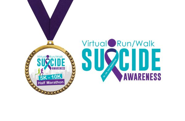 Suicide Awareness Virtual Run/Walk