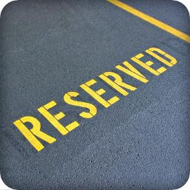 Reserved Entry