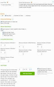 Team Simple Customization