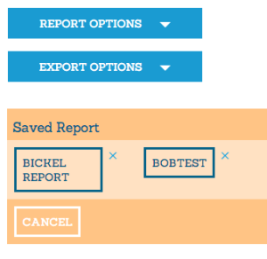 Saved Reports