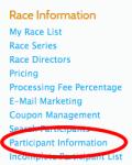 Participant Search