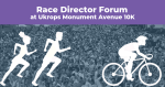 Race Director Forum at the Ukrops Monument Avenue 10K