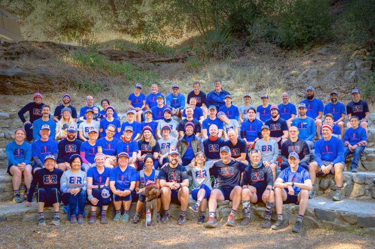 Band of Runners Group Photo