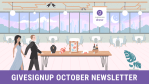 GiveSignup October Newsletter