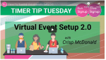 RunSignup Virtual Setup 2.0 Timer Tip Tuesday Webinar Recap