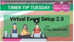RunSignup Virtual Setup 2.0 Timer Tip Tuesday Webinar Recap