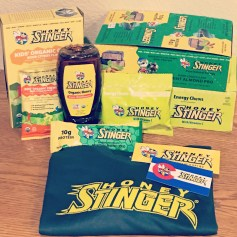 Honey Stinger Shipment