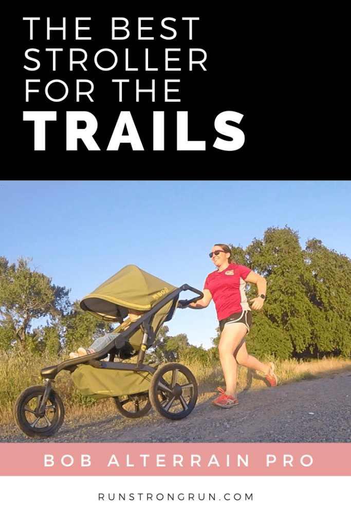 The Best Stroller for the Trails