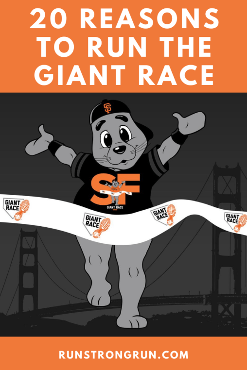 20 reasons to run the giant race