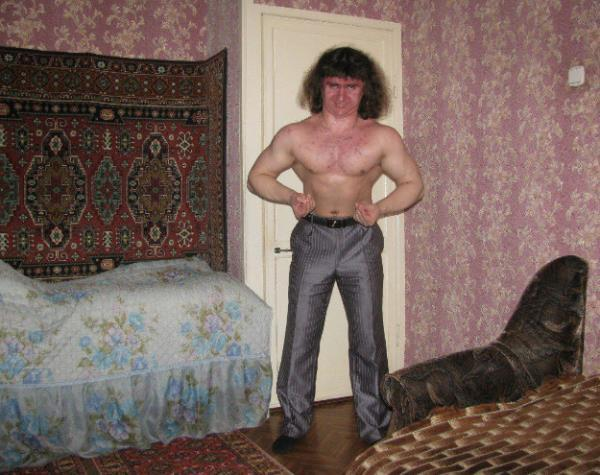 Mr Muscle Man Dating Site In Russia
