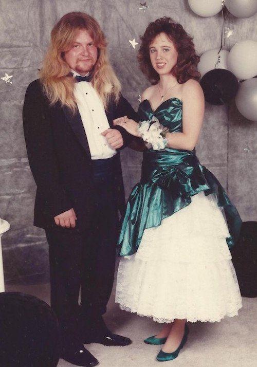 29 Hilarious 80s Prom Photos The Decade Fashion Forgot