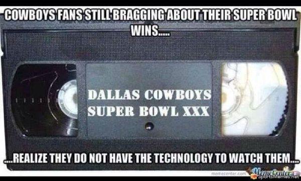 Funny Dallas Cowboys Memes