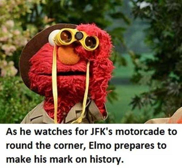42 Dark Sesame Street Memes That Are More Sesame Alleyway