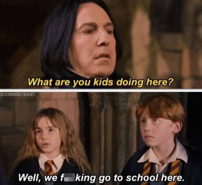 Harry Potter Hogwarts Mystery Memes And Funny Images Fandom