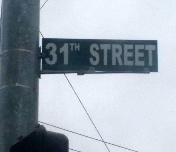 31 Street