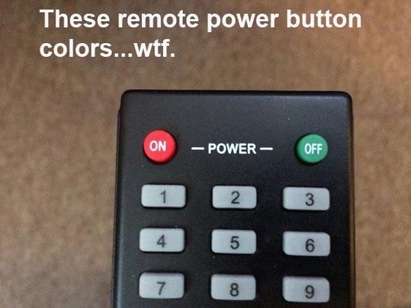 Remote Colors