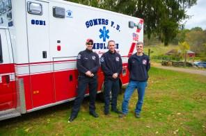 Somers VFD EMS Crew 2014