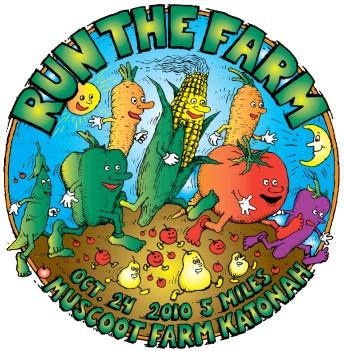 2010 T-shirt artwork by Tim Parshall