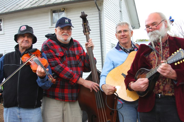 John Lawrence and The Leathermen Bluegrass Band