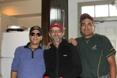 Todd O. Reed, Dave Cope, and Alex Sabido