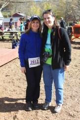 Carol Gordon and Ciorsdan Conran