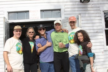 Rob Cummings, Judy Godino, Todd Reed, Tony Godino, Richard Smith, Adrienne Stone