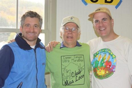 Mike Paletta, Tony Godino, Rob Cummings