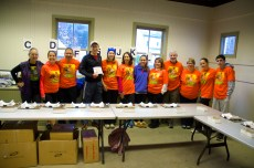2014 Registration Barn Volunteers (early shift)
