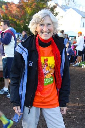 Sue Moga, Muscoot Farm Director