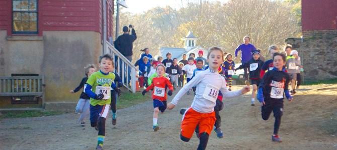 Kids 6 & under Race Results 2013
