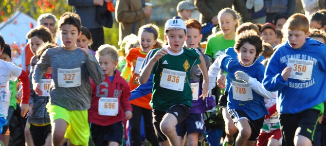 Kids Run The Farm Logistics 2017