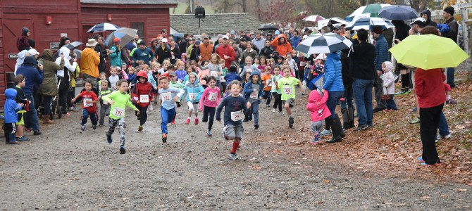 Kids 6 & Under Race Results 2015