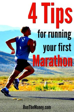 run your first marathon