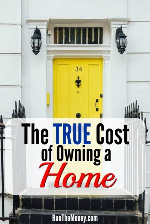 true cost of owning a house