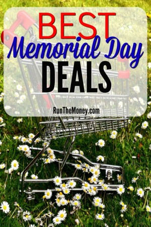 memorial day sales and deals