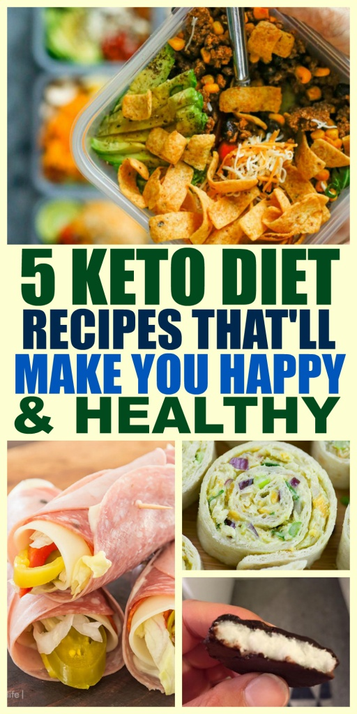 5 Ketogenic Diet Recipes That Will Make You Happy and Healthy