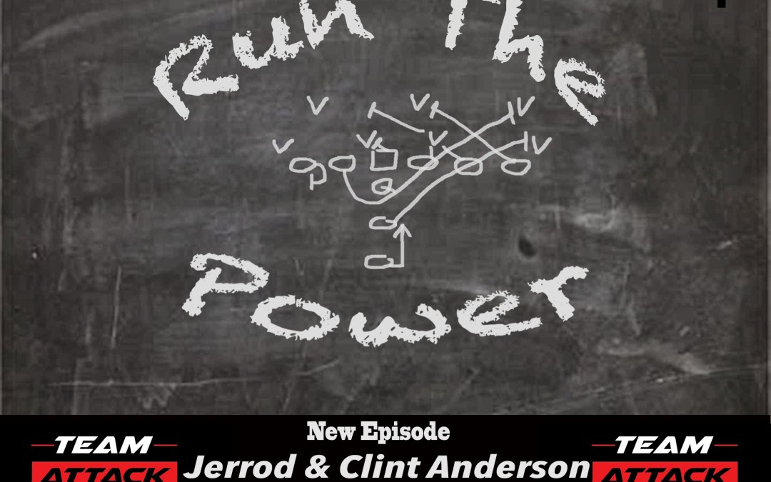 """Clint & Jerrod Anderson – Training and Developing Offensive Linemen EP 004"" Run The Power : A Football Coach's Podcast"