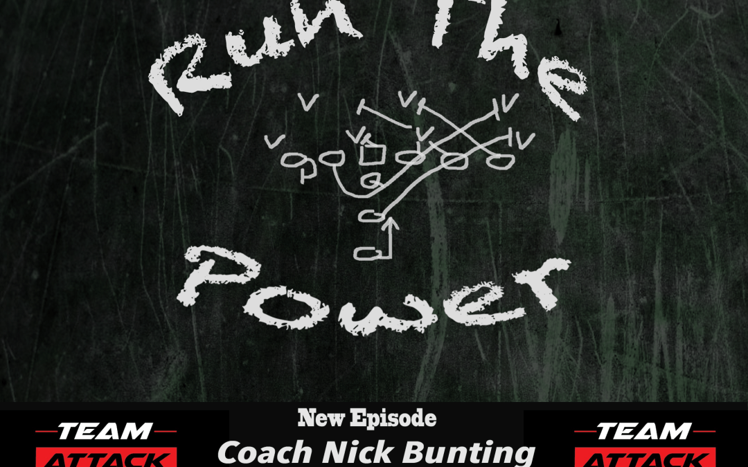 """Nick Bunting – Managing a Multiple 3-4 Defense EP 005"" Run The Power: A Football Coach's Podcast"