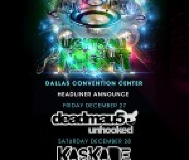 Lights All Night Announces Headliners Dallas Tx