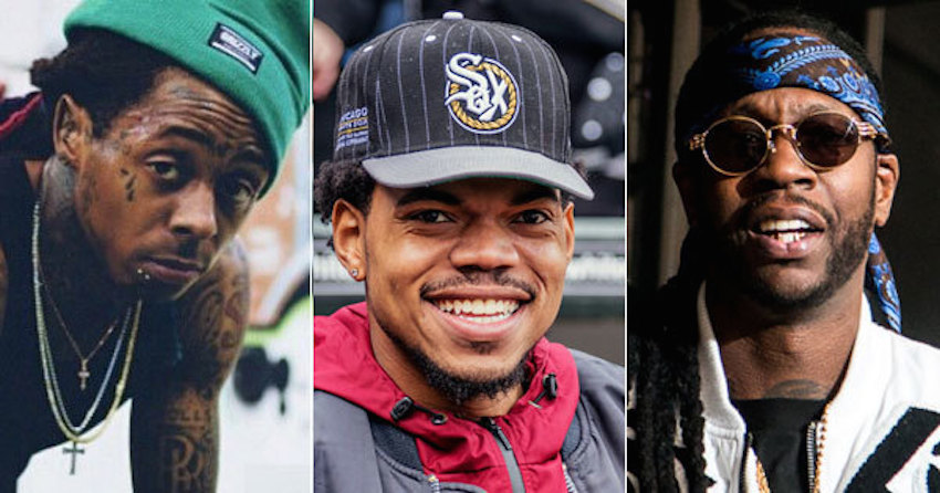 Chance The Rapper Releases No Problem Visuals Run The