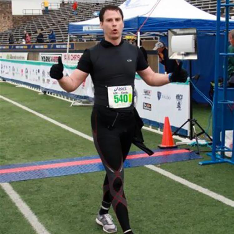 Aaron Z. Haydu, Candu Creative LLC, Run Toledo Inc & Dave's Running Shop