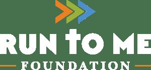 Run to Me Foundation Logo White