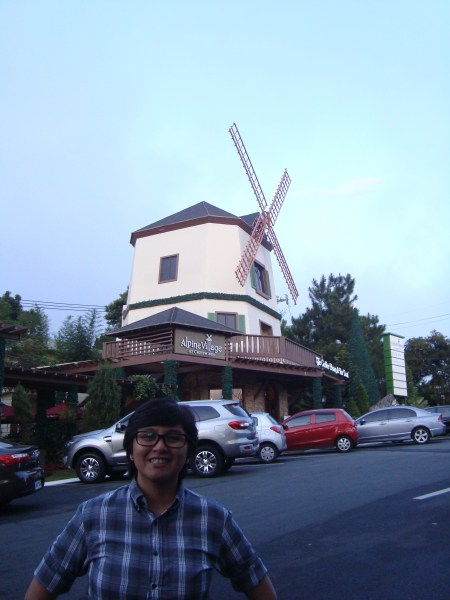 Trip in Tagaytay - Alpine Village