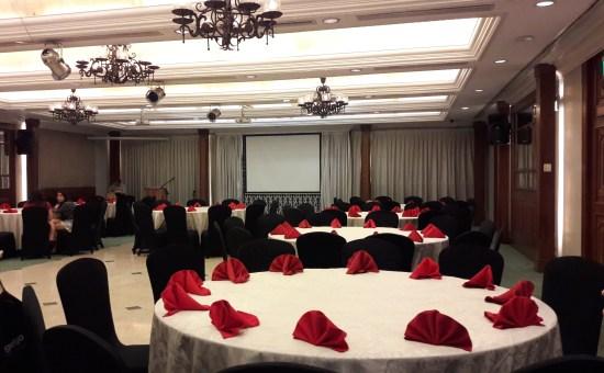 The Legend Villas Banahaw Ballroom