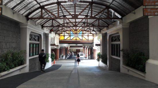 The Legend Villas Walkway