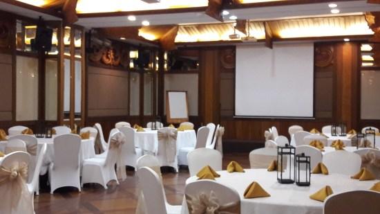 The Legend Villas Raja Ballroom